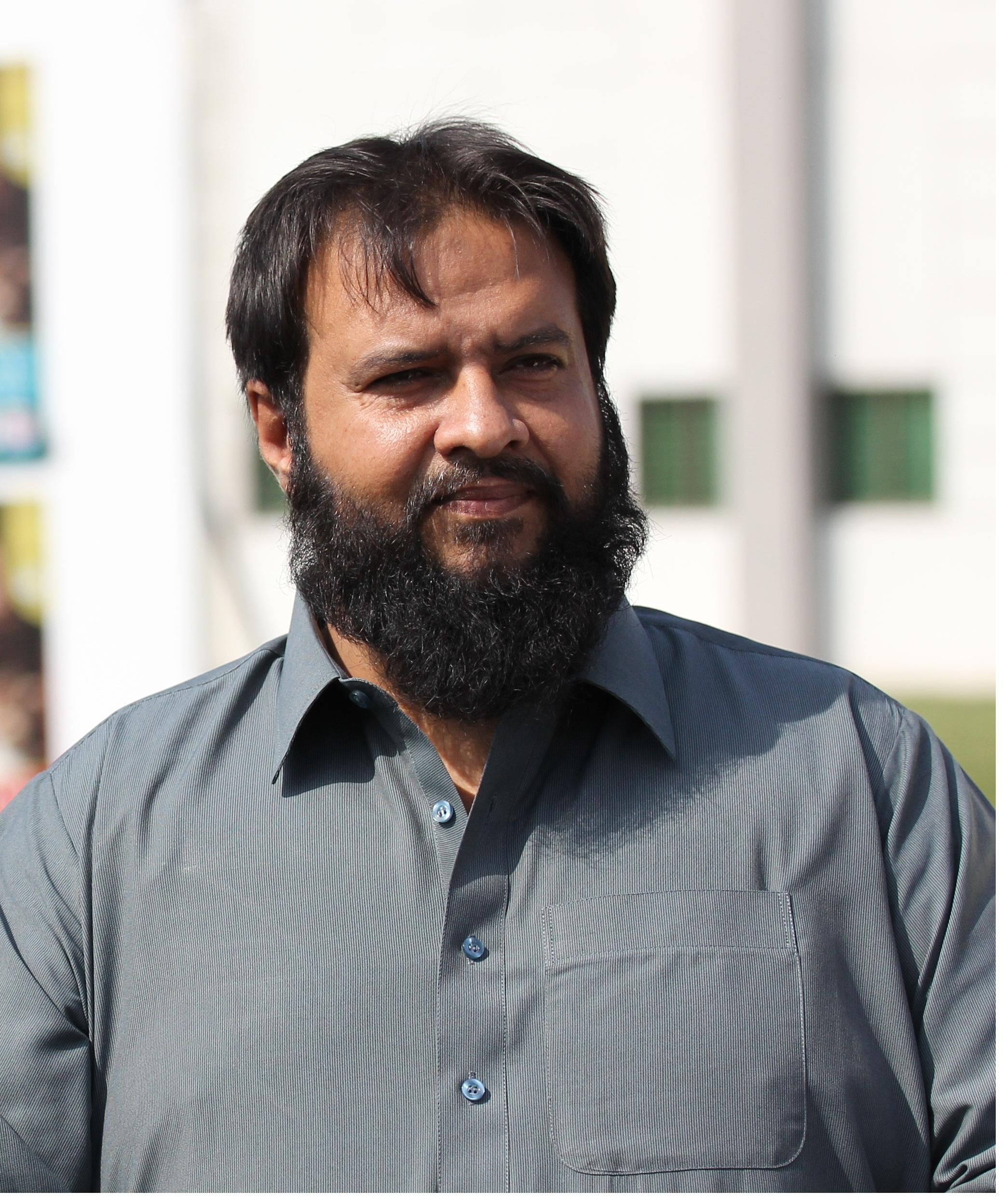 Shahzada Imran Ahmed